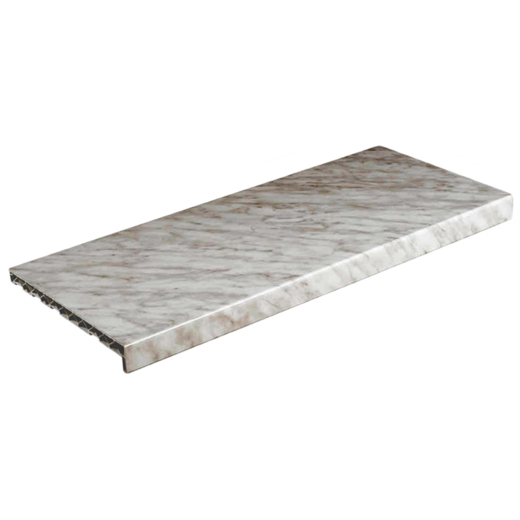 Műanyag márvány beltéri ablakpárkány