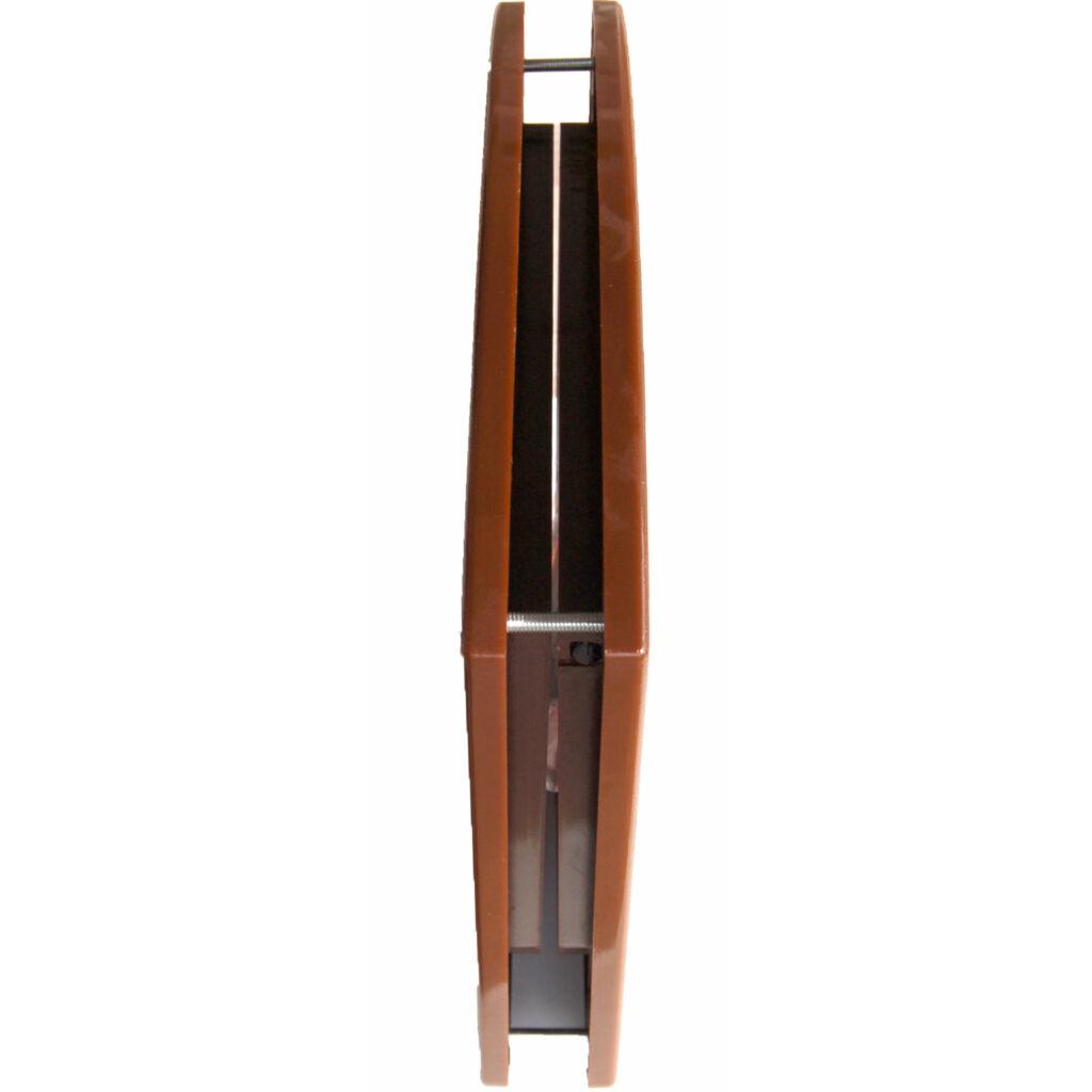 Kisállat ajtó- 20,6x22,5 cm