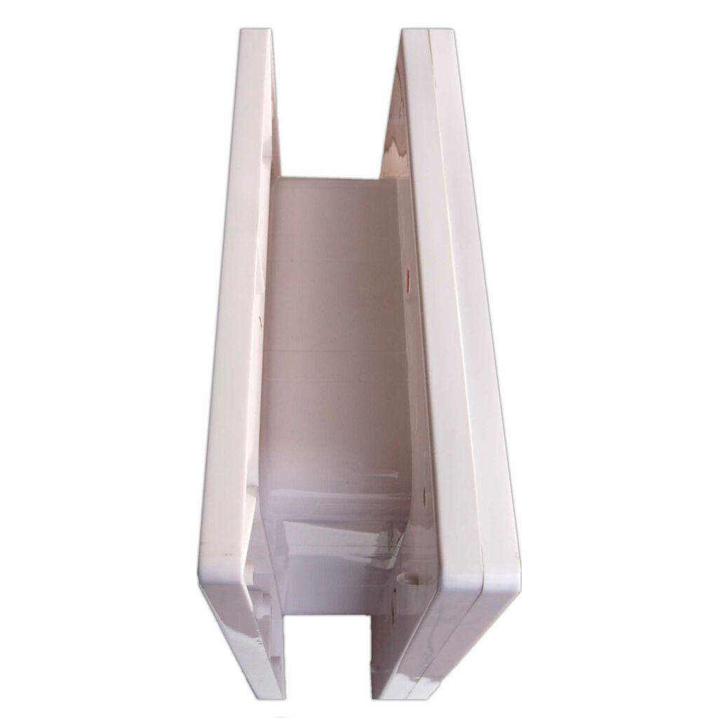 Kisállat ajtó - 23,5x24,1 cm