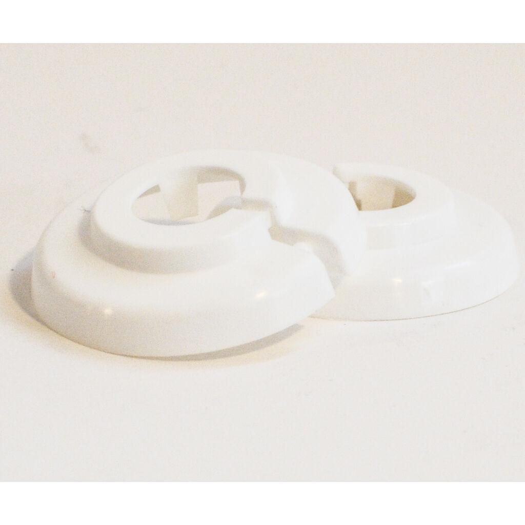 Műanyag szimpla csőrózsa