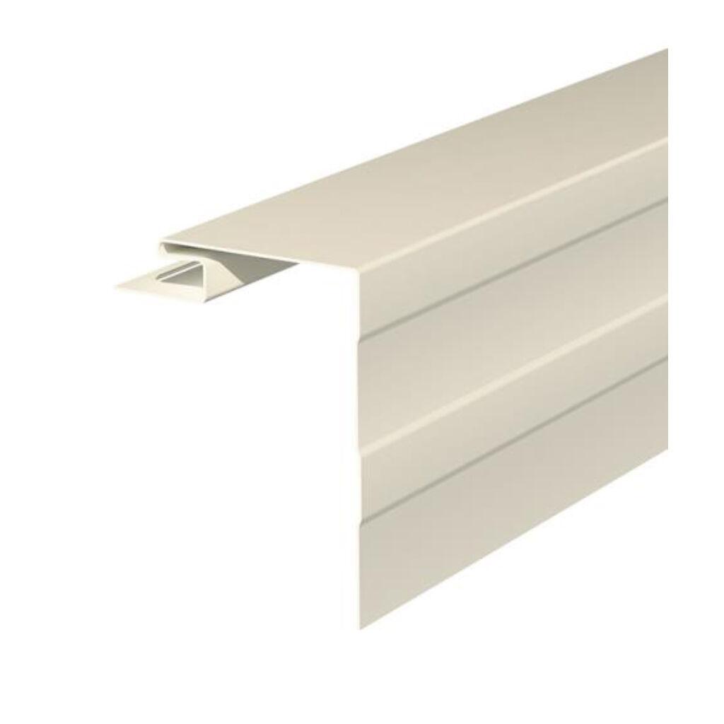 Ablakszegély profil S-17 fehér