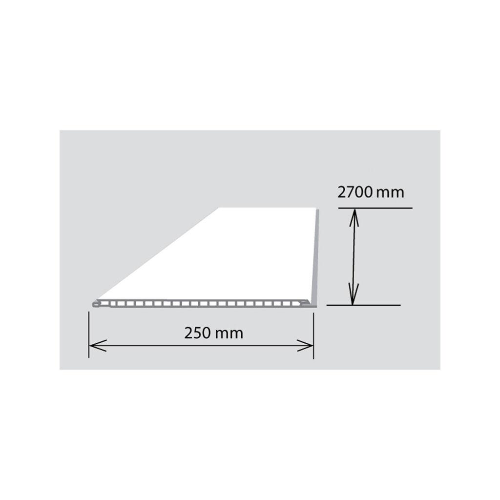 Fusion 25*270 cm 8 mm