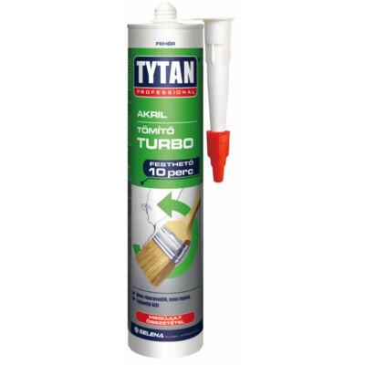 Tytan Professional Akril Turbo tömítő 310 ml fehér