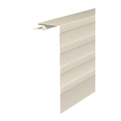 Homlokzati profil széles S-20 fehér